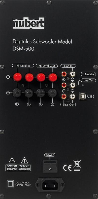 Subwoofer (Home) Nubert AW-1300 DSP im Test, Bild 3