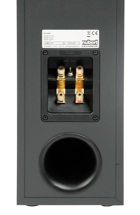 Lautsprecher Surround Nubert nuBox 511-Serie im Test, Bild 2
