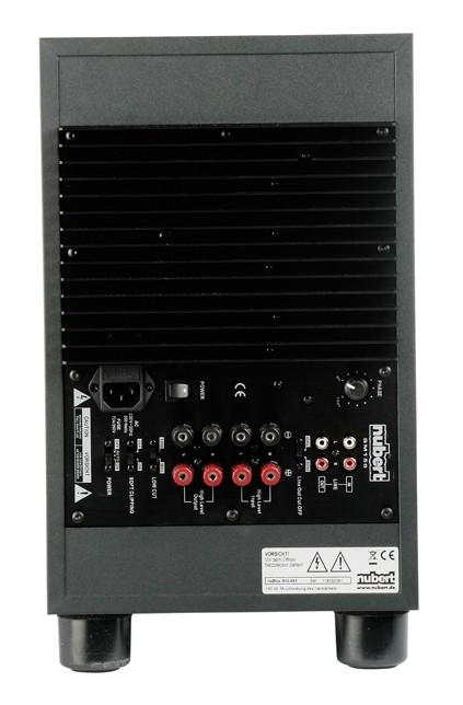 Lautsprecher Surround Nubert nuBox 511-Serie im Test, Bild 3