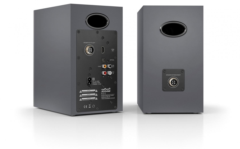 Soundbar Nubert nuBox A-125 im Test, Bild 3