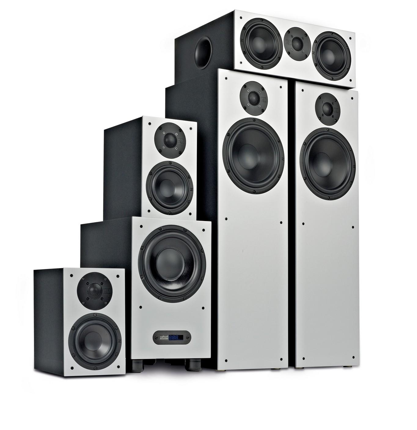 Lautsprecher Surround Nubert nuBox-Set 483/CS-413/313/AW-443 im Test, Bild 1