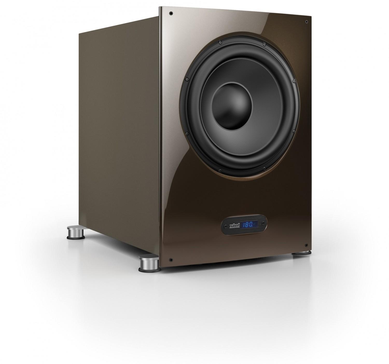Lautsprecher Surround Nubert nuVero 50 / AW-17 im Test, Bild 3