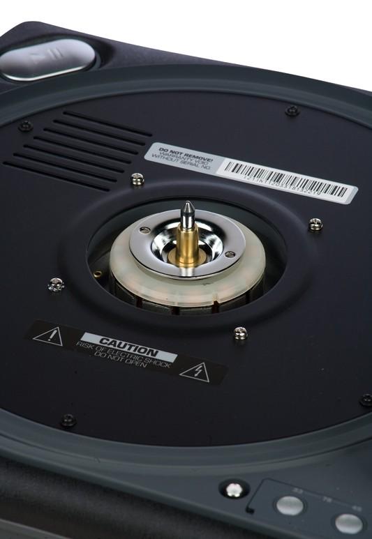 Plattenspieler USB Numark TTX USB im Test, Bild 3