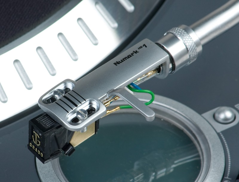 Plattenspieler USB Numark TTX USB im Test, Bild 4