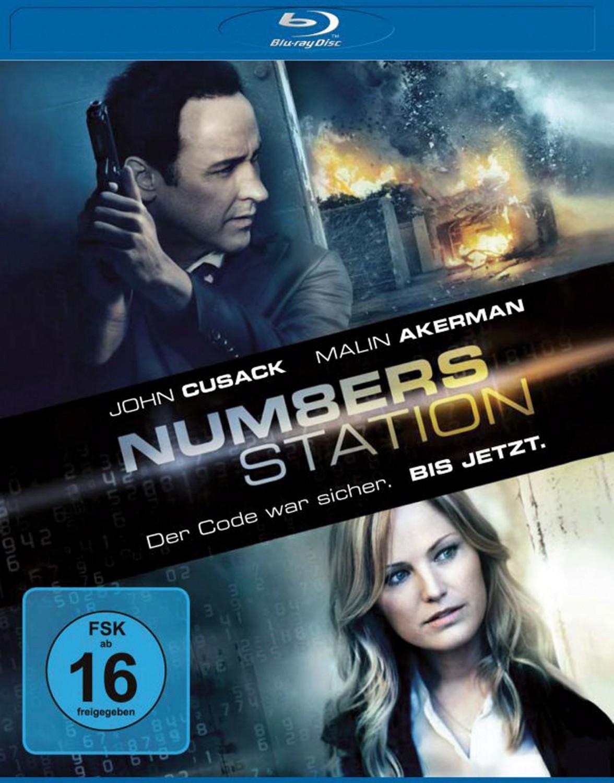 Blu-ray Film Numbers Station (Universum) im Test, Bild 1