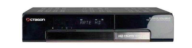 Sat Receiver ohne Festplatte Octagon SF-1008HD im Test, Bild 9