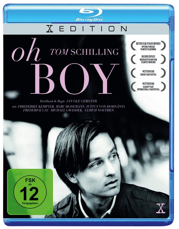 Blu-ray Film Oh Boy (Warner) im Test, Bild 1