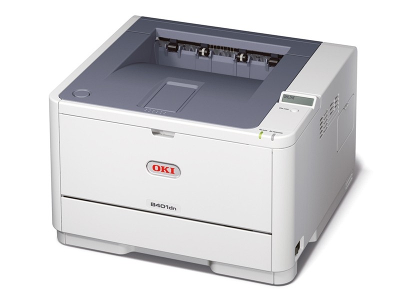 Drucker Oki B401dn im Test, Bild 1