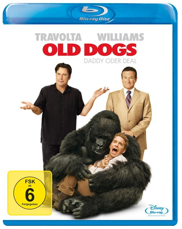 Blu-ray Film Old Dogs (Walt Disney) im Test, Bild 1