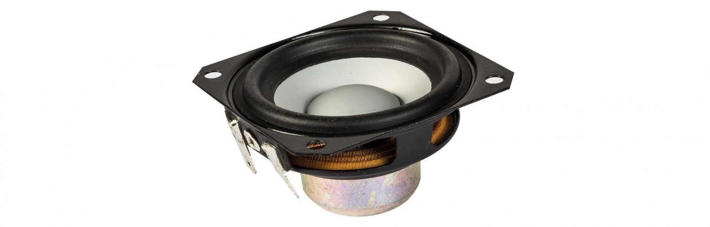 Lautsprecherchassis Breitbänder Omnes Audio BB2.5 AL im Test, Bild 1