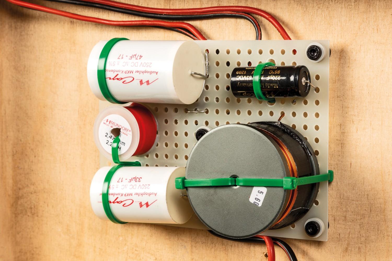 Lautsprecherbausätze Omnes Audio Power Duo W5-2106 im Test, Bild 3