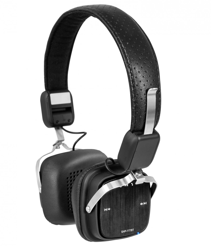 Kopfhörer Hifi Omnitronic SHP-777 BT im Test, Bild 2