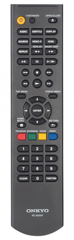 Blu-ray-Player Onkyo BD-SP353 im Test, Bild 3