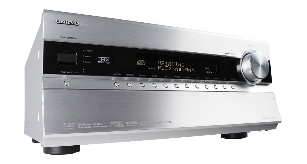 Test AV-Receiver - Onkyo TX-NR807 - sehr gut