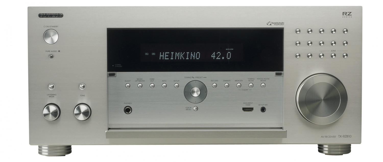 AV-Receiver Onkyo TX-RZ810 im Test, Bild 5