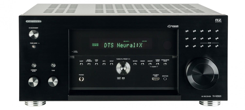 AV-Receiver Onkyo TX-RZ820 im Test, Bild 2