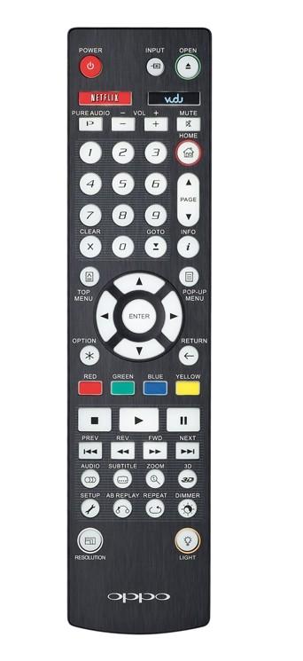 Blu-ray-Player Oppo BDP-103EU im Test, Bild 2