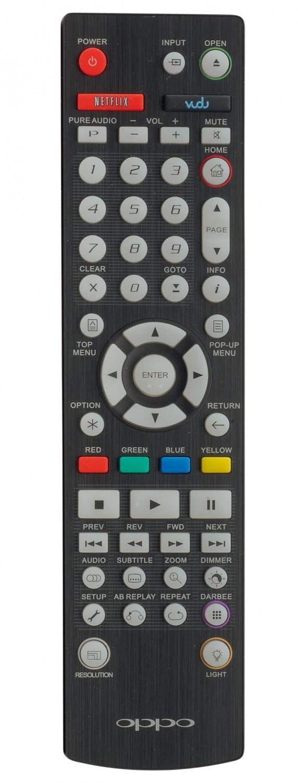 Blu-ray-Player Oppo BDP-105D im Test, Bild 3