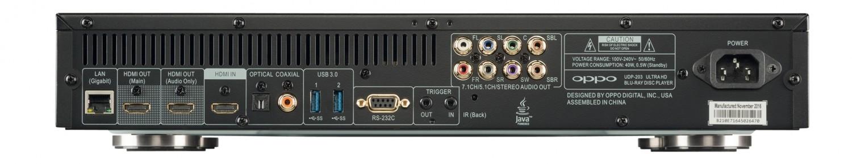 Blu-ray-Player Oppo UDP-203 im Test, Bild 2