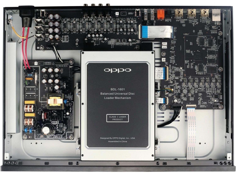 Blu-ray-Player Oppo UDP-203 im Test, Bild 3