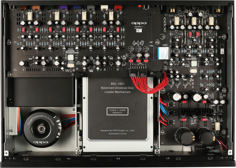 Blu-ray-Player Oppo UDP-205 im Test, Bild 4