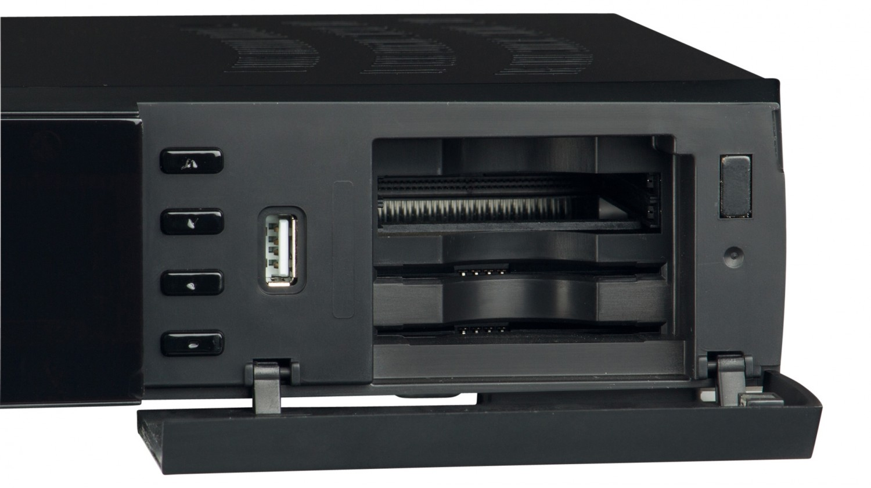 HDTV-Settop-Box Opticum AX Quadbox HD 2400 im Test, Bild 2