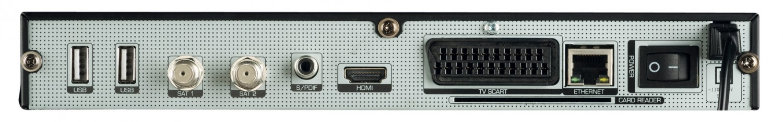 HDTV-Settop-Box Opticum Blue HD XS65 im Test, Bild 2
