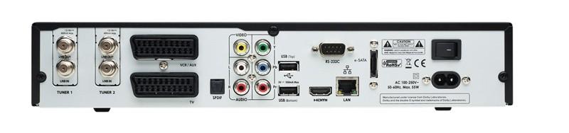 HDTV-Settop-Box Opticum HD Actus Duo im Test, Bild 12