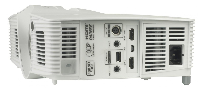 Beamer Optoma GT1080Darbee im Test, Bild 2