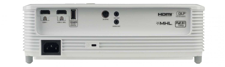 Beamer Optoma HD27 im Test, Bild 2