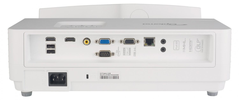 Beamer Optoma HD31UST im Test, Bild 3
