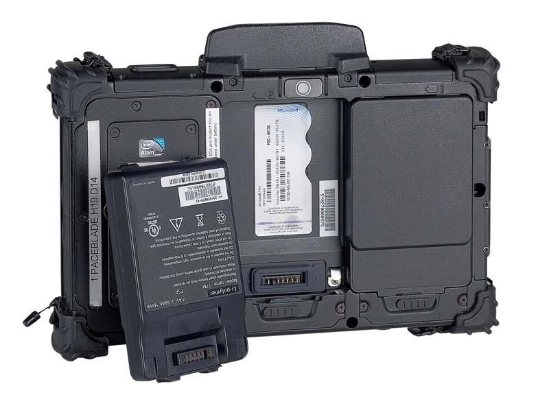 Tablets PaceBlade PaceBook RD7 im Test, Bild 4