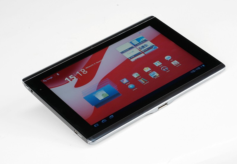 Tablets Packard Bell Liberty Tab G100 im Test, Bild 1