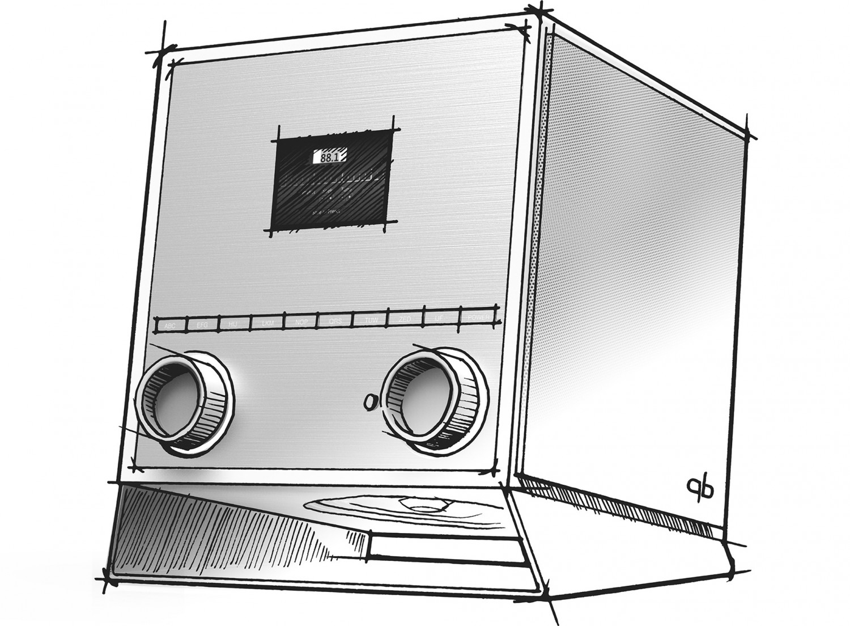 Musiksystem Palona Quubi im Test, Bild 2