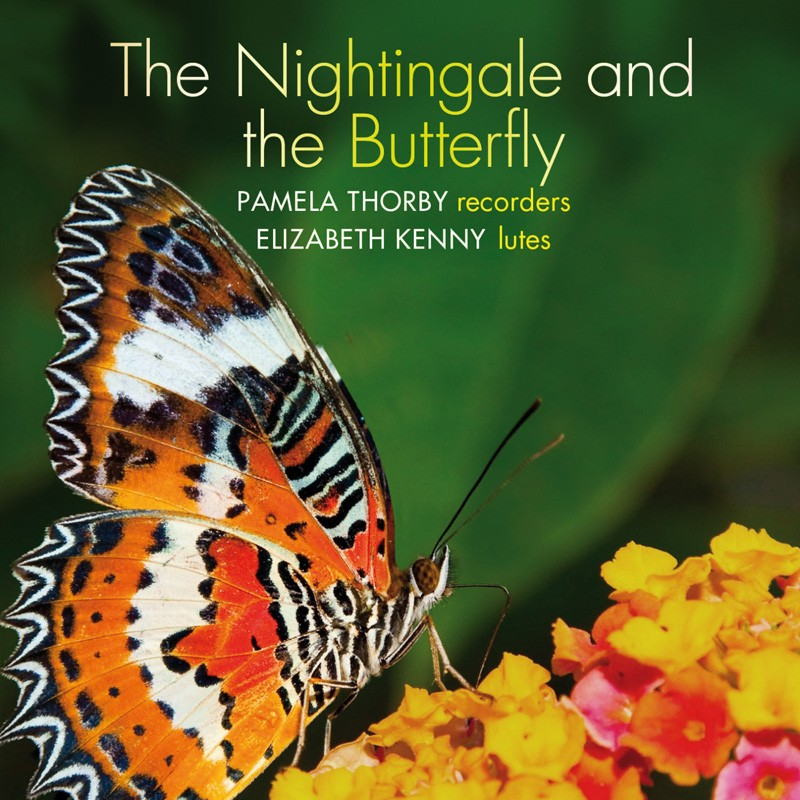 Download Pamela Thorby - The Nightingale and the Butterfly (Linn Records) im Test, Bild 1