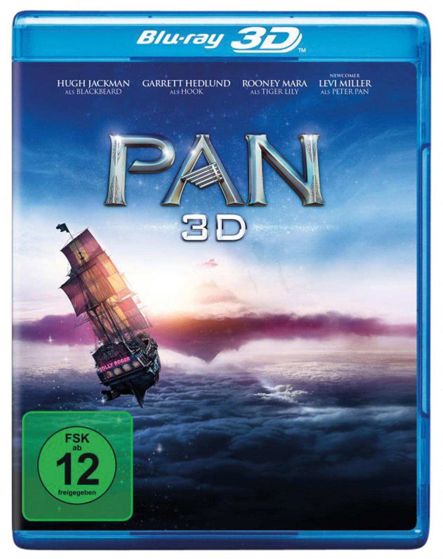 Blu-ray Film Pan (Warner Bros) im Test, Bild 1