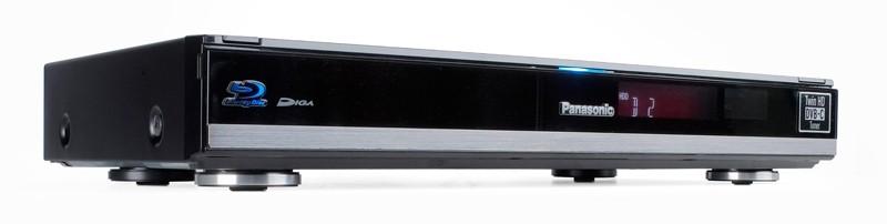 Blu-ray-Rekorder Panasonic DMR-BCT820 im Test, Bild 1