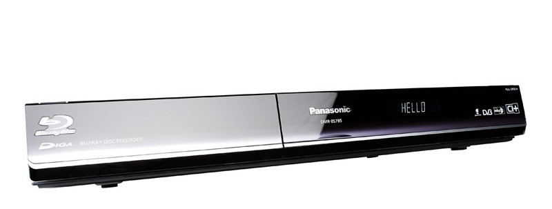 Blu-ray-Rekorder Panasonic DMR-BS785 im Test, Bild 1