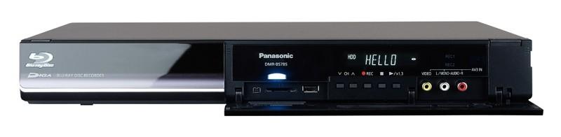 Blu-ray-Rekorder Panasonic DMR-BS785 im Test, Bild 3