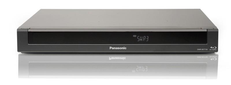 Blu-ray-Rekorder Panasonic DMR-BST730 im Test, Bild 1