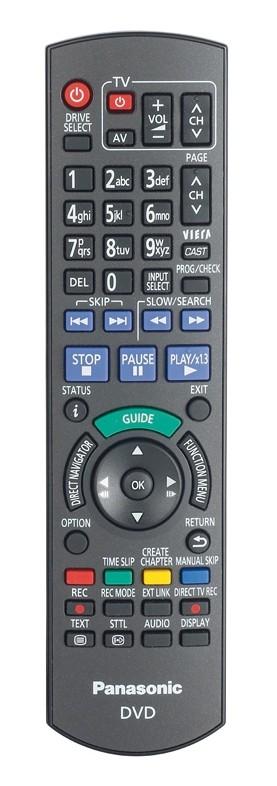 DVD-Rekorder Panasonic DMR-XS350 im Test, Bild 3