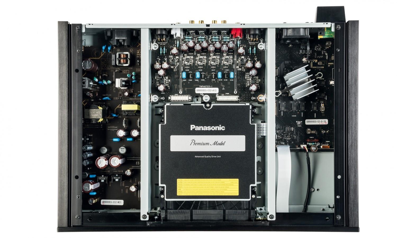 Blu-ray-Player Panasonic DP-UB9004 im Test, Bild 6
