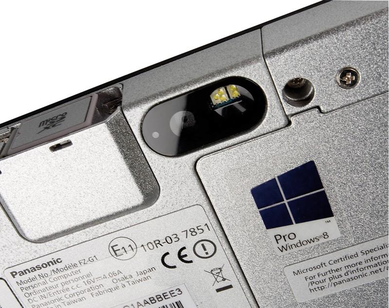 Tablets Panasonic FZ-G1 im Test, Bild 2