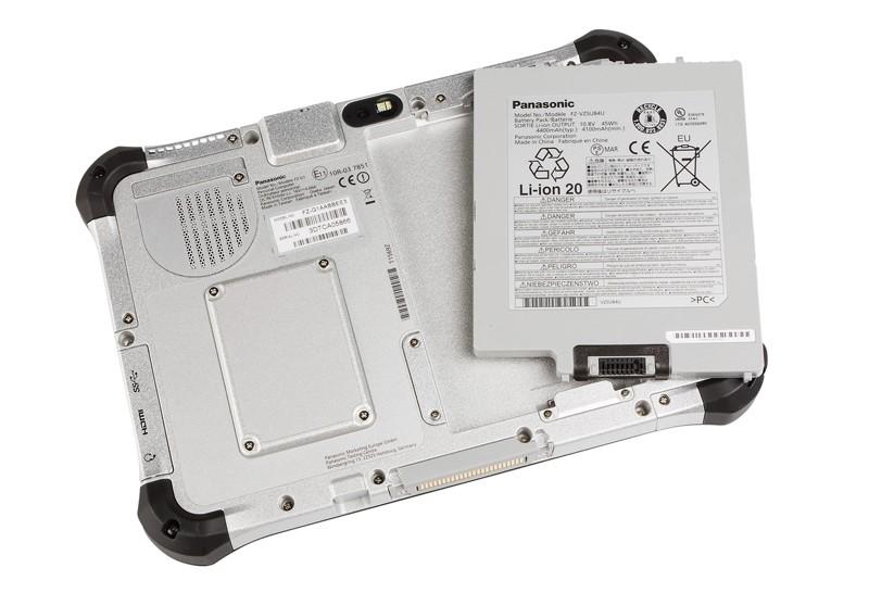 Tablets Panasonic FZ-G1 im Test, Bild 6