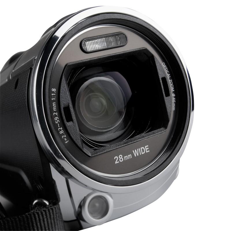 Camcorder Panasonic HC-V707 im Test, Bild 3