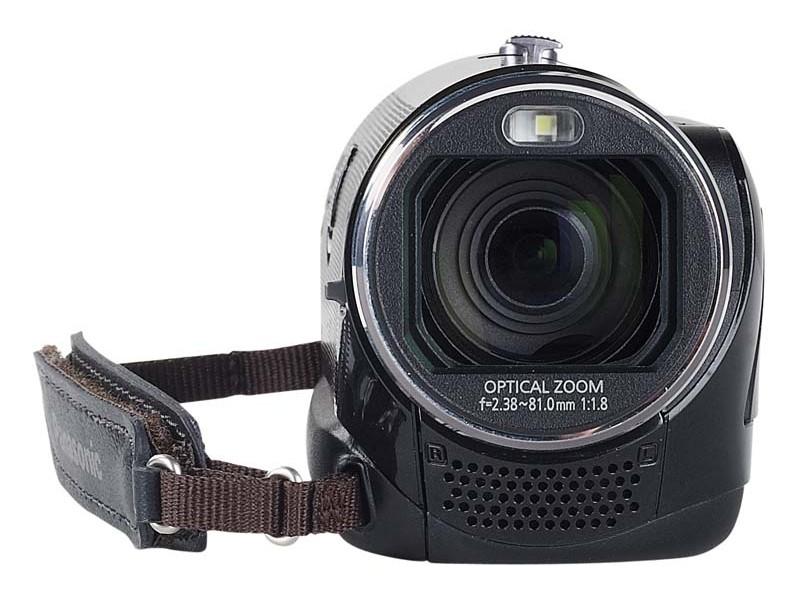 Camcorder Panasonic HDC-SD80 im Test, Bild 13
