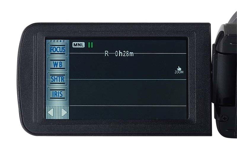Camcorder Panasonic HDC-SD80 im Test, Bild 16