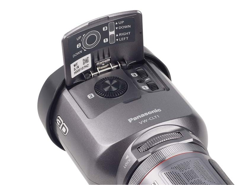 Camcorder Panasonic HDC-SDT750 im Test, Bild 3