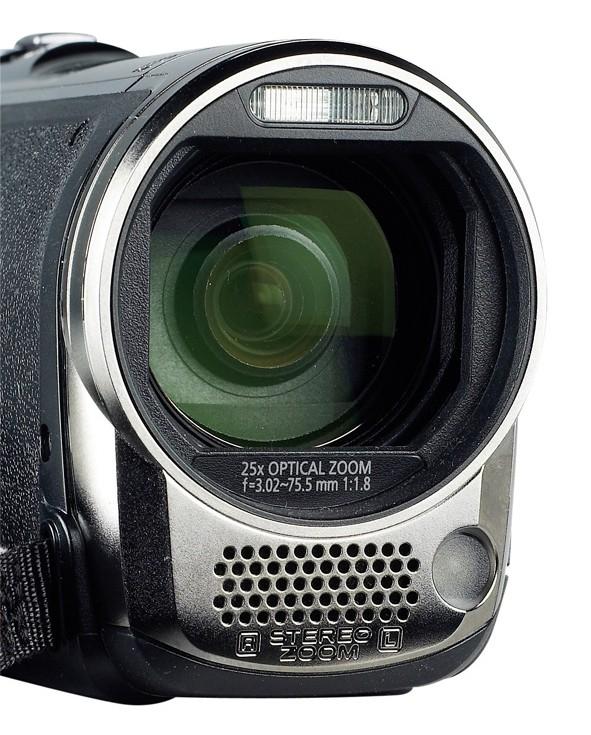 Camcorder Panasonic HDC-TM60 im Test, Bild 8