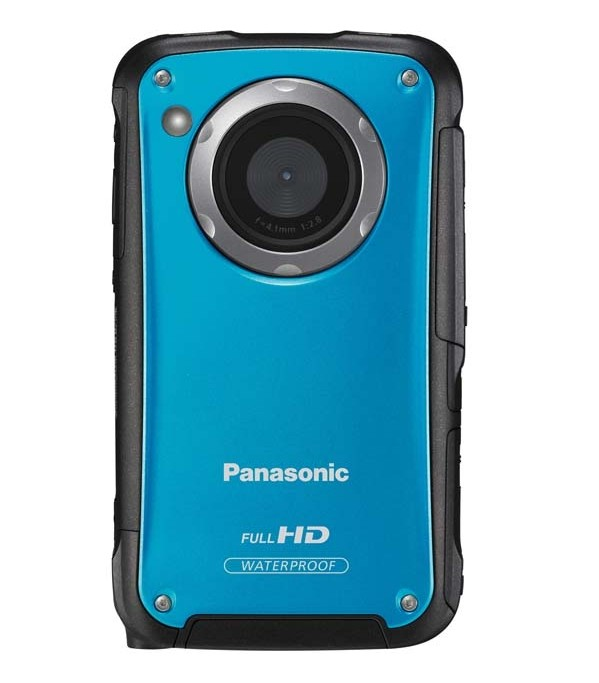 Camcorder Panasonic HM-TA20 im Test, Bild 1